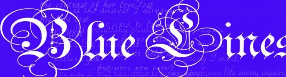 Blue Lines Blog