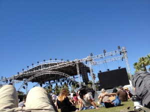 Yuck at Coachella 2012
